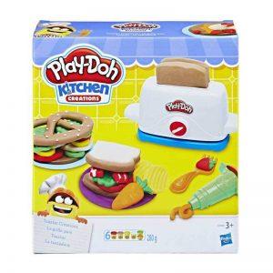 פליידו Play-Doh – יצירות טוסטר
