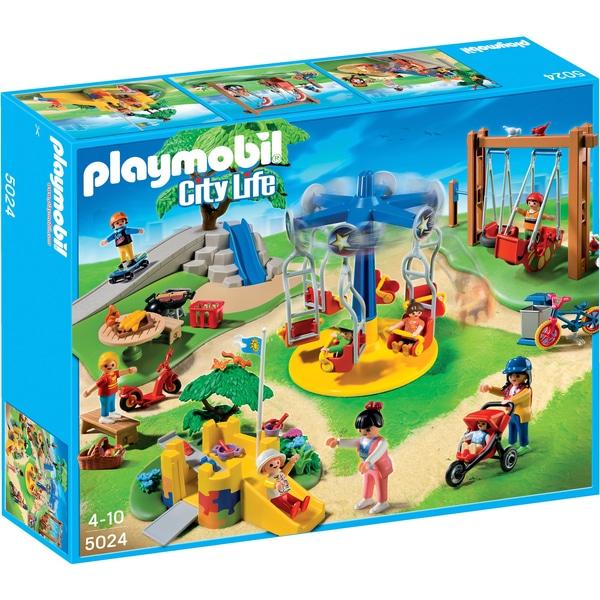 גן משחקים ענק פליימוביל 5024