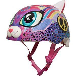 קסדה לילדים חתולה צבעונית Raskullz