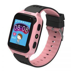 קידיוואצ לייט שעון חכם -ורוד – kidiwatch Lite