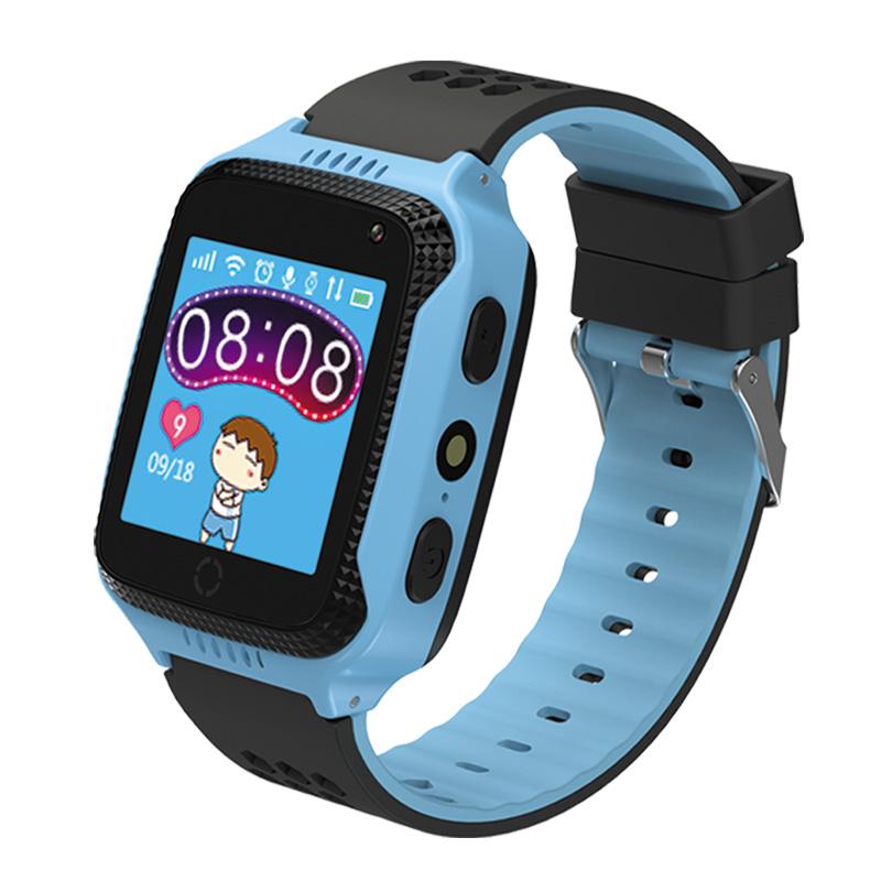 קידיוואצ לייט שעון חכם -כחול – kidiwatch Lite