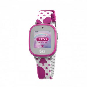 קידיוואצ פרו 2 שעון חכם עמיד במים -ורוד – kidiwatch PRO2