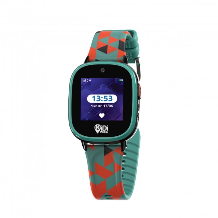 קידיוואצ פרו 2 שעון חכם עמיד במים -ירוק – kidiwatch PRO2