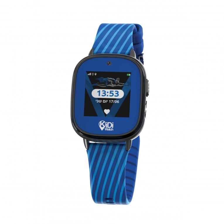 קידיוואצ פרו 2 שעון חכם עמיד במים -כחול – kidiwatch PRO2