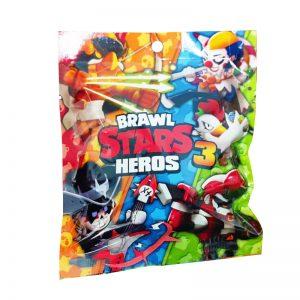 BRAWL STARS –  דמות הפתעה – מהדורה 8 החדשה!