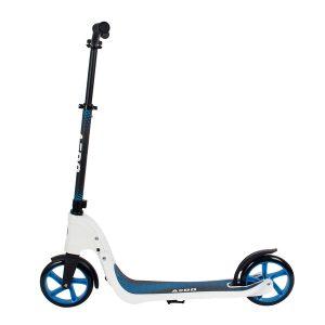 """קורקינט ילדים 2 גלגלים גדולים 200 מ""""מ ארו XL – לבן"""