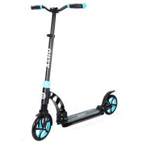 """ארו אקסטרים – קורקינט ילדים 2 גלגלים גדולים 200 מ""""מ עם 2 בולמי זעזועים – כחול"""