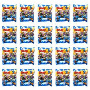 20 חבילות BRAWL STARS – דמות+קלפים מהדורת הירו החדשה!