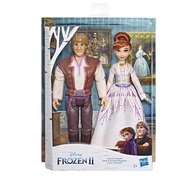 בובות אנה וקריסטוף מתחתנים – פרוזן 2
