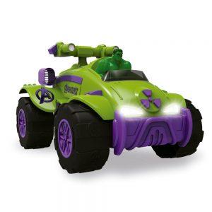 רכב קרב צעצוע הענק הירוק