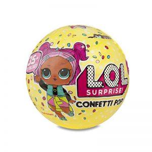 L.O.L כדור הפתעות – קונפטי סדרה 3!