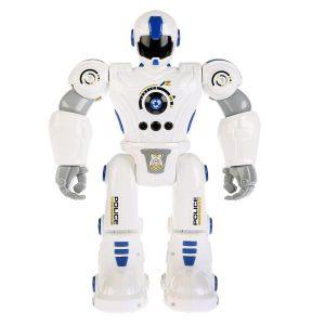 רובוט משטרה ענק עם שלט רחוק