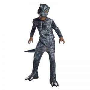 תחפושת דינוזאור ולוסירפטור לילדים – עולם היורה – פורים רוביס