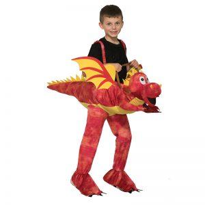 תחפושת רוכב על דרקון לילדים – פורים רוביס