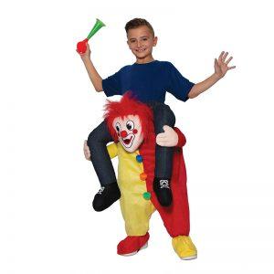 תחפושת רוכב על ליצן לילדים – פורים רוביס