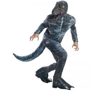 תחפושת דינוזאור ולוסירפטור למבוגרים – עולם היורה – פורים רוביס