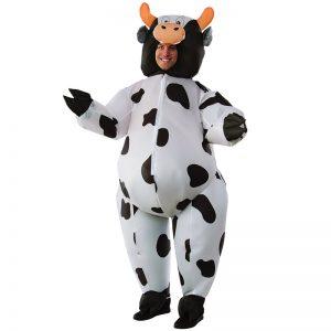 תחפושת פרה מתנפחת למבוגרים – פורים רוביס
