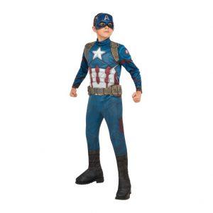 תחפושת קפטן אמריקה כוכב זוהר לילדים – פורים רוביס