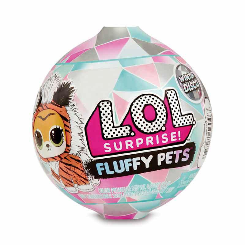 L.O.L כדור הפתעות – חיות פרוותיות!