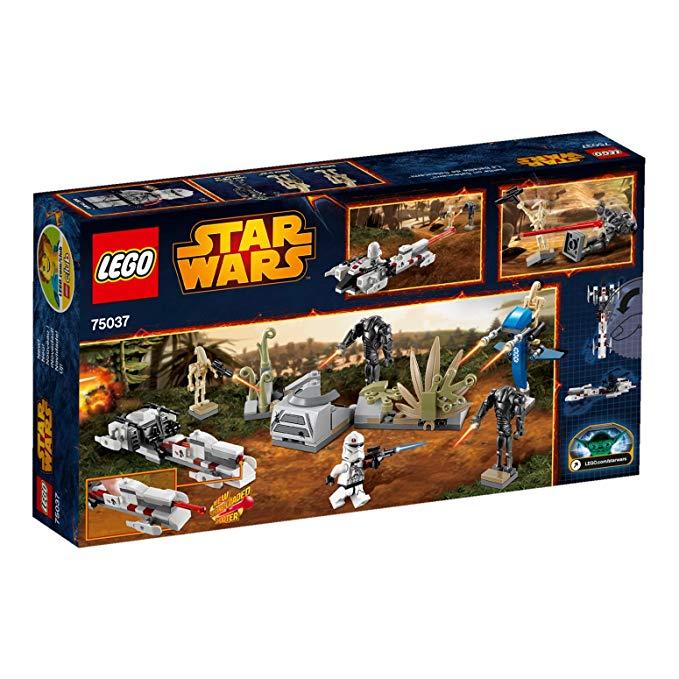לגו מלחמת הכוכבים – קרב בסליוקמי – 75037
