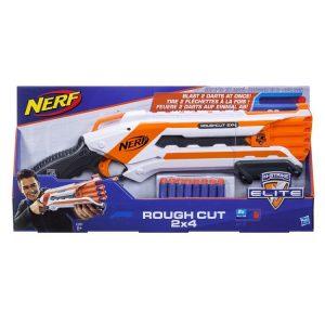 רובה נרף ראף קאט  – NERF N-STRIKE ROUGH CUT 2X4