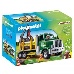 9115 משאית עצים – פליימוביל