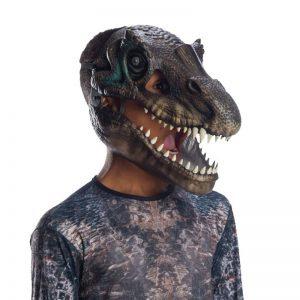 מסכת דינוזאור לילדים עם לסת זזה פארק היורה – פורים
