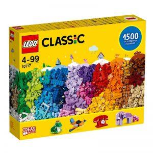 לגו קלאסי – 1500 חלקים – 10717