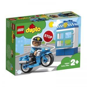 לגו דופלו – אופנוע משטרה – 10900