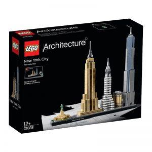 לגו אדריכלות – ניו יורק – 21028