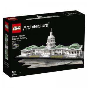 לגו אדריכלות – בניין הקפיטול האמריקאי – 21030