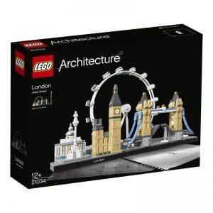 לגו אדריכלות – לונדון – 21034