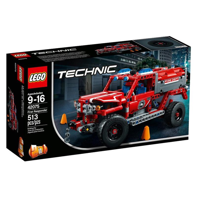 לגו טכניק – רכב הצלה – 42075