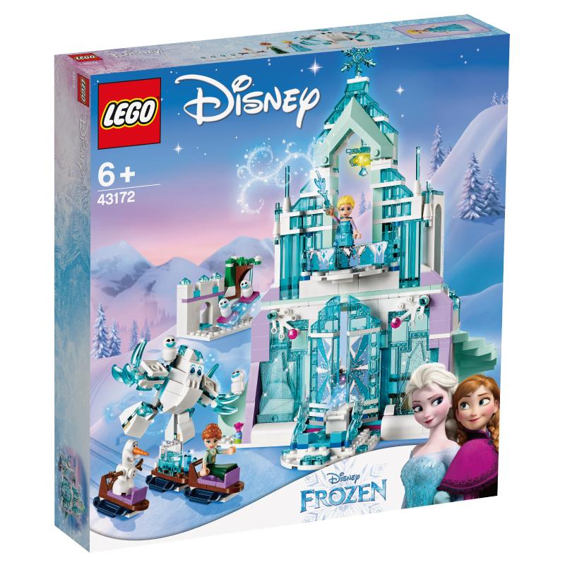 לגו נסיכות דיסני – ארמון הקרח של אלזה – 43172
