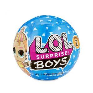 L.O.L כדור הפתעות – בנים!
