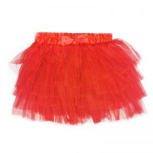 חצאית טוטו אדומה – פורים