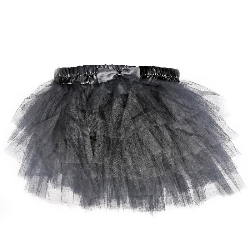 חצאית טוטו שחורה – פורים