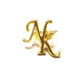 טבעת מוזהבת נועה קירל לפורים