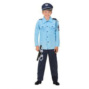 תחפושת שוטר תכלת לבנים – פורים שושי זוהר