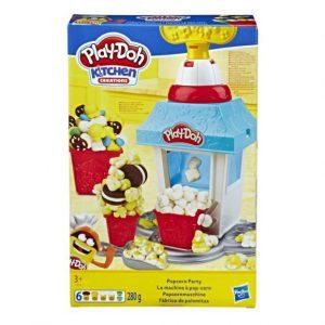 מכונת פופקורן – פליידו משחקי בצק Play-Doh