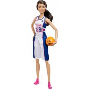בובת ברבי ספורטאית – כדורסלנית