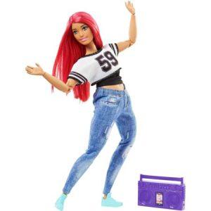 בובת ברבי ספורטאית – רקדנית היפ הופ