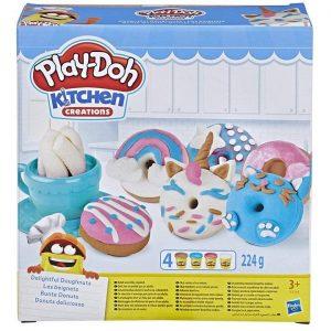 חגיגת דונאטס – פליידו משחקי בצק Play-Doh