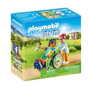 70193 חולה על כסא גלגלים – פליימוביל