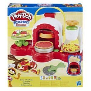 טאבון פיצה – פליידו משחקי בצק Play-Doh