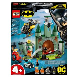 לגו גיבורי על – באטמן בריחתו של הג'וקר – 76138