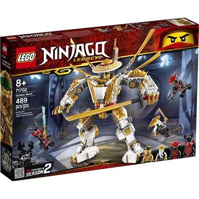 לגו נינג'גו הרובוט המוזהב – 71702