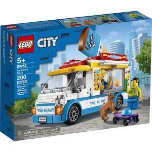 לגו סיטי משאית גלידה– 60253