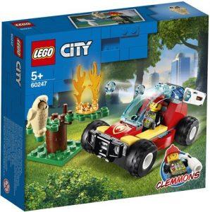 לגו סיטי שריפה ביער – 60247