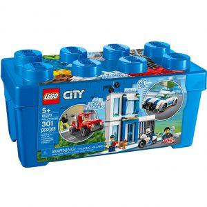 לגו סיטי תחנת משטרה בקופסא – 60270